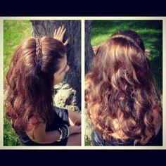 #homecoming #hair #braid