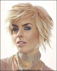 Die besten 25+ Frisuren blond wellig Ideen auf Pinterest | Long ... | Einfache Frisuren