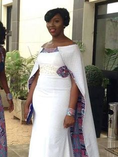 16 Super Ideas for african bridal dresses kitenge traditional weddings African Bridal Dress, African Wedding Attire, African Print Dresses, African Print Fashion, African Attire, African Wear, African Fashion Dresses, African Dress, Bridal Dresses