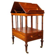English Regency Style Bookstand
