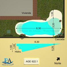 Fotografías de piscinas de arena   Piletas de Arena - La Playa en tu Casa