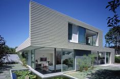 Sustainable architecture is the future of home design. This California house designed by a sustainable architecture firm, John Friedman Alice Kimm Architects, encapsulates cool, contemporary living in its modern design...