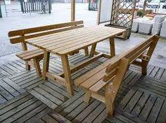 Tavolini In Legno Fai Da Te : Fantastiche immagini in tavoli da giardino in legno fai da te