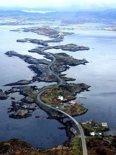 Norway- the Atlantic Highway!