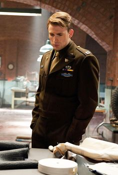 Mr. Perfect, Captain America