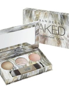 Meet the Urban Decay Naked Illuminated Trio Highlighter Palette | Allure.com