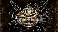 cheshire cat tattoo sketch: 19 тыс изображений найдено в Яндекс.Картинках