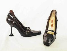 fc1685a51ed 15 Best Prada Shoes images in 2019 | Prada, Prada shoes, Couture shoes