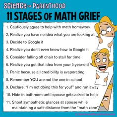 11 stages of math grief funny parenting memes, parenting quotes, parenting done right, Homework Meme, Funny Kids Homework, Funny Parenting Memes, Parenting Quotes, Mom Humor, Girl Humor, Mom Quotes, Funny Quotes, Teen Memes