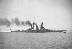 IJN Haruna - incrociatore da battaglia Classe Kongō - Dislocamento 32.000 t Stazza lorda 37.187 tsl Lunghezza 222 m Larghezza 31 m Altezza 9,7 m Propulsione turbine Brown-Curtis, in grado di generare una potenza complessiva di 64.000 hp Velocità 1915-1934: 26 1934-1945: 30 nodi Equipaggio 1.360 - affondato durante un bombardamento mentre era all'ormeggio, il 28 luglio 1945