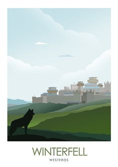 Game of Thrones Poster Set - Created by Ciaran MonaghanPrints available for sale at the artist's Etsy Shop. Arte Game Of Thrones, Game Of Thrones Poster, Winter Is Here, Winter Is Coming, Tolkien, Game Of Thones, Christmas Games For Kids, George Rr Martin, Movies And Series