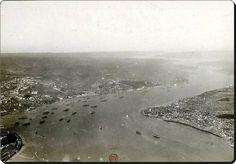 1920'lerde İstanbul Boğazı