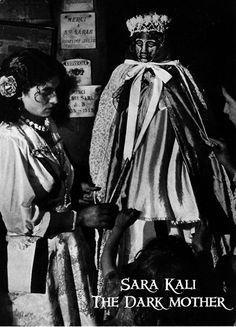Sara Kali, the Black Madonna of the Gypsies