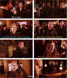 Revolution - Connor, Rachel, Monroe & Charlie #2.17 #Season2