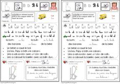 Fiches de sons CP French Immersion, Pre School, Kids Learning, Homeschool, Writing, Math, Twins, Montessori, Lily