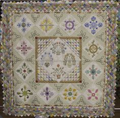 Marie's Quilt by alison.klein, via Flickr