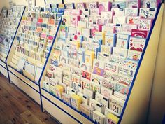 We have an amazing range of wonderful greetings cards here at Memory Lane in Titchfield