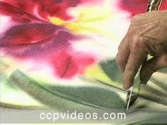 Flowing Florals, the Informed, Intuitive Approach with Robbie Laird - YouTube