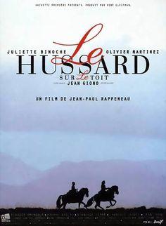Le Hussard sur le toit/ Horseman on the roof, 1995 (Jean Giono - Jean-Paul Rappeneau) Juliette Binoche, Olivier Martinez