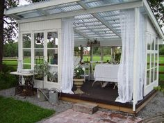 Garden greenhouse gardenhouse uterum växthus plants flowers outdoor house glasshouse orangeri
