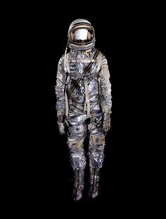 Rocketumblr | Pressure Suit Project Mercury