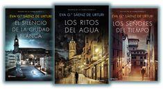 Localizaciones de la Trilogia de la Ciudad Blanca Lonely Planet, Reading, Books, Movie Posters, Movies, Time Lords, Book Lovers, Recommended Books, Libros