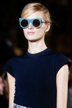 Stella McCartney Spring 2014 #glasses