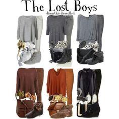 Lost boys, peter pan
