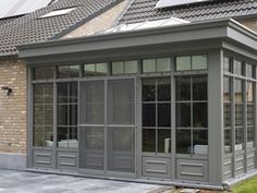 In het weekend buiten of binnen ontspannen? Met een veranda van Bruvo hoef je niet te kiezen...