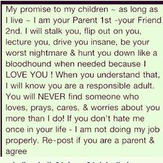 promise to children