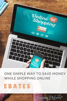 813c3417fb1f7 Use Ebates for a simple way to save money while shopping online.