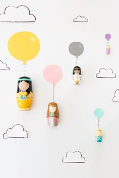 Sketchinc Nesting Dolls - http://www.psikhouvanjou.nl/ - Styling