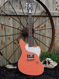 Kauer Daylighter Jr Limited Edition 2012 Coral Pink 1 0f 5 made