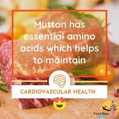 Mutton has lots of health benefits such as preventing #anaemia, providing vitamin B, controlling blood pressure and more. Order #Mutton from https://www.kadalunavu.com/product-category/mutton/ to stay healthy.