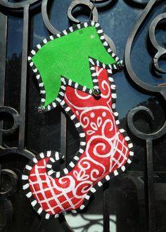This is too cute - door decoration!