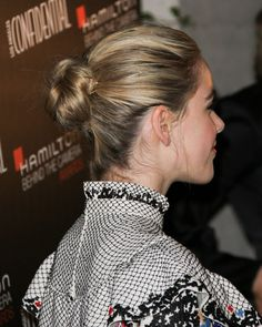 33 Gorgeous Bun Ideas Inspired by Celebrities | StyleCaster