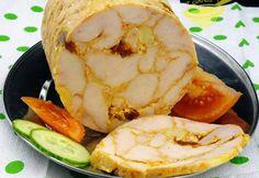 Chicken ham with mozzarella and sun-dried tomatoes Chicken Ham, Brunch, Sun Dried, Charcuterie, Mozzarella, Nutella, Shrimp, Spicy, Snack Recipes
