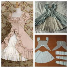Complicated as it seems. Princess dress pattern.  Order by click our link/ line : modelliste  #modellistepattern#princessdress#princessdresspattern#poladress#polabaju#polaprincessdress#dresspattern#jualpola#polaonlineshop