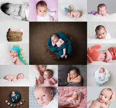 Newborn Photography - How old does your newborn need to be? - Nemi Miller Photography - Pregnancy photography, baby photography & child phot...