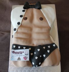 gateau de torse d'homme sexy 003 Hommes Sexy, Lunch Box, Marie, Images, Sexy Cakes, Cakes For Men, Pretty Cakes, Rogues, Bento Box