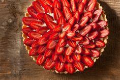 cake strawberry image