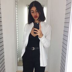 Pin for Later: 105 DIY Costumes For Women You'll Be OBSESSED With Mia Wallace From Pulp Fiction
