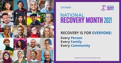 """From National Recovery Month, the 2021 Recovery Month theme is """"Recovery is for Everyone: Every Person, Every Family, Every Community."""" This shifts our focus to community. We celebrate our diversity and seek to develop deeper understanding, caring, and connection that nurtures recovery. Need assistance reaching your goals? Contact psychotherapist Chris Colasuonno, a certified alcohol and substance abuse counselor serving the good people of Dutchess, Putnam and Westchester counties."""