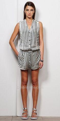 Darla Stripe Dress by Greylin #edressme