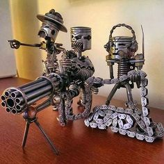 Funny! #steampunktendencies #steampunk #steampunkart #art #fantasy