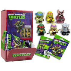 Tini Nindzsa gyűjthető figurák - Mesenet Video Game, Turtle, Games, Disney, Artwork, Pop, Dinner, Tortoise, Popular