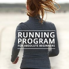 Running Program for Absolute Beginners - When I first started this program, walking just one mile was a challenge. On Monday, I will begin training for my sixth half-marathon. Just think, by mid-June you too could be ready to run your first half marathon. This program is a FREE download. Running is life changing! #runningplanforbeginners #halfmarathon