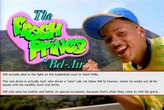 The Fresh Prince is dead: | 19 Insane Fan Theories About Movies And TV That Will Blow Your Mind