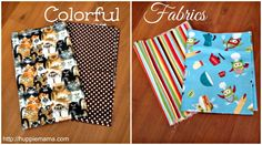 Potholder Sewing Tutorial | Huppie Mama