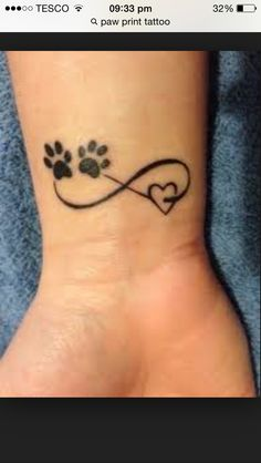 New tattoo design for my foot